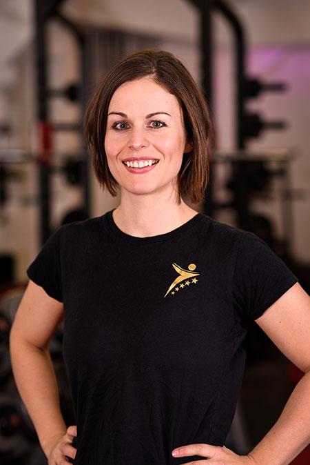 Aimee Stevens personal trainer