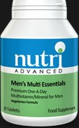 Mens multi-vitamin pills