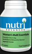 Womens multi-vitamins