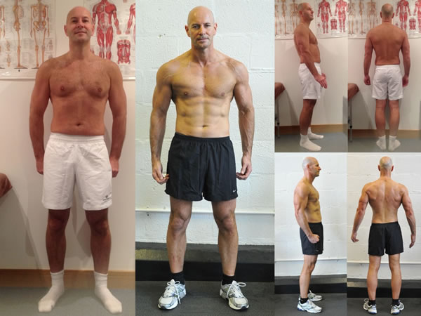 Andy Sharp fitness transformation