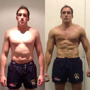 Charlie harding client transformation