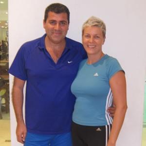 Dani and Adel Kamel cropped