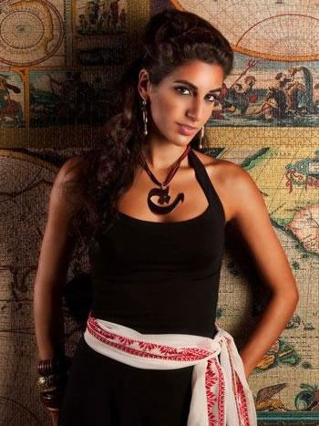 Hana Zarour personal training