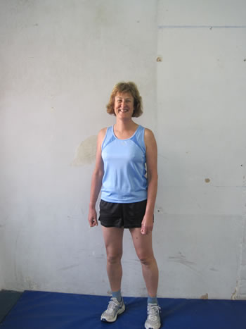 Janet Dobbie personal training