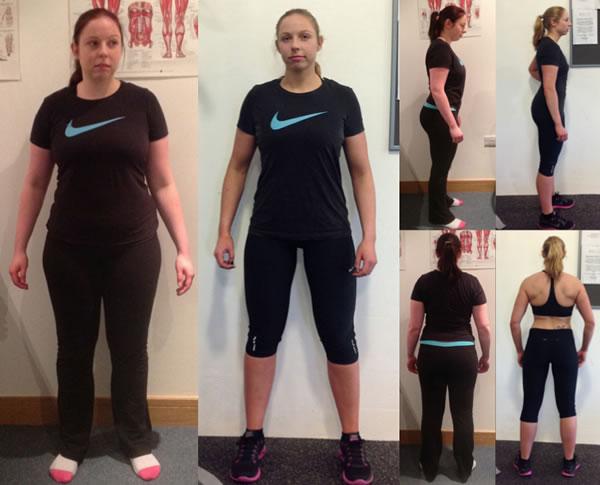 Linz fitness transformation