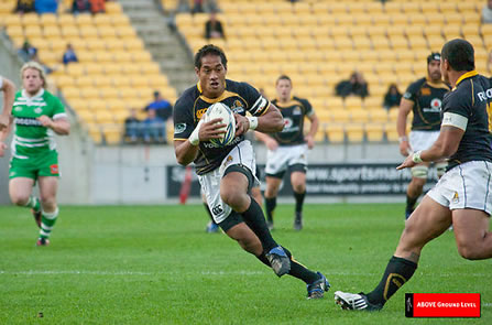 Mase Leuluniu rugby international