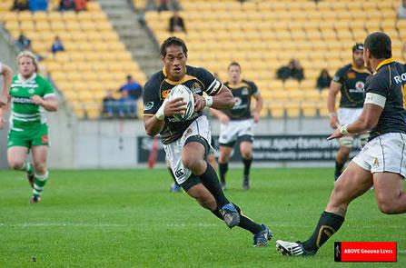 Mase Leuluniu rugby international