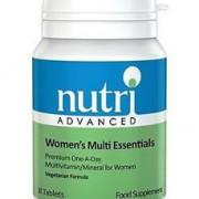 Nutri multi-vitamin tablets