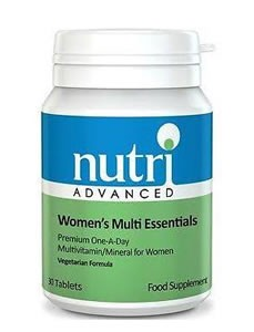 Nutri multi-vitamin tablets