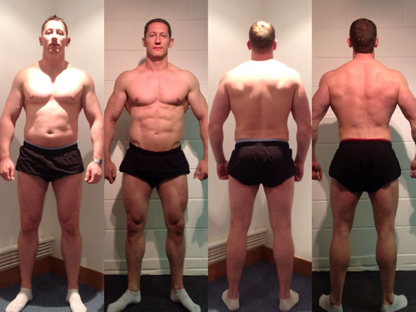 Phil Smith personal transformation