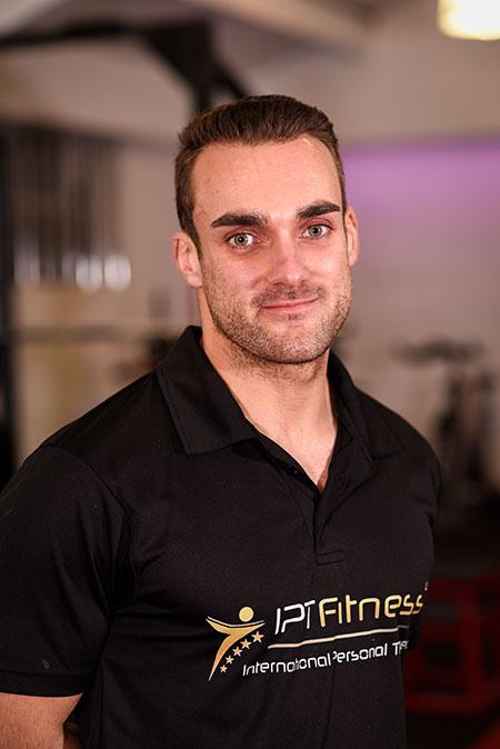 Mathew Angus personal trainer