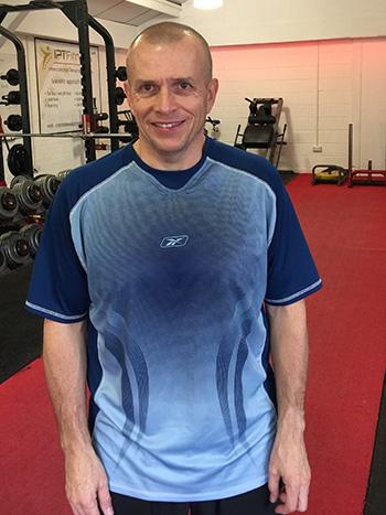 Alan Constable fitness testimonial