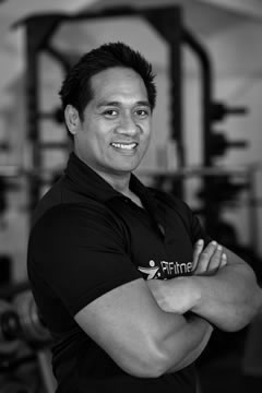 Mase personal trainer at IPT