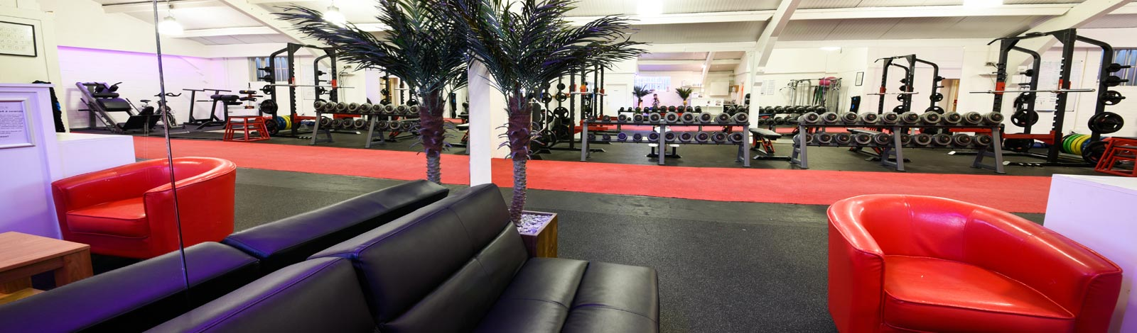 Personal training gym in Tunbridge Wells