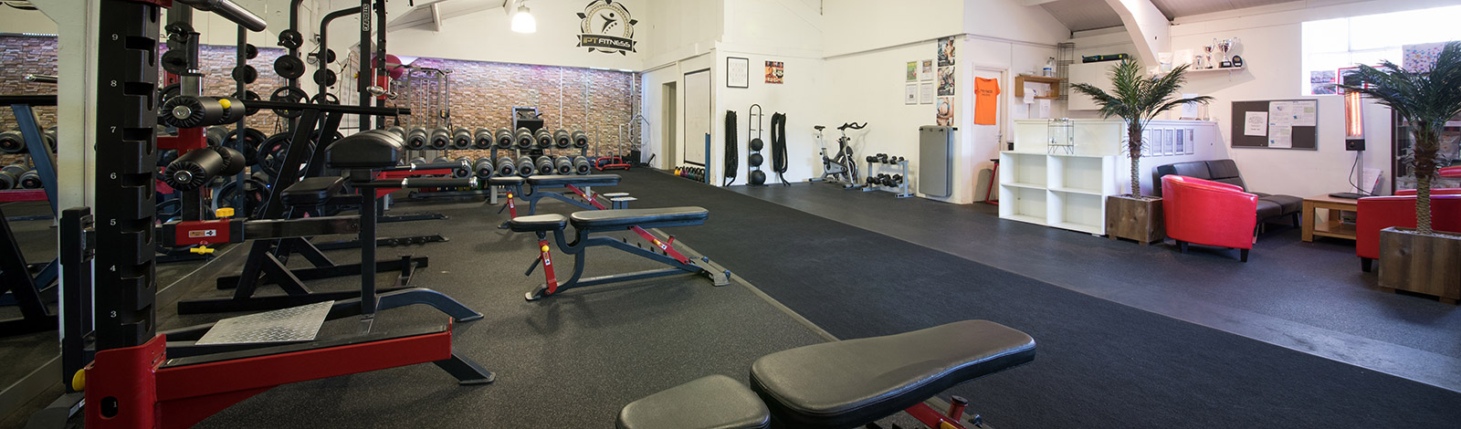 Personal training gym Tunbridge Wells