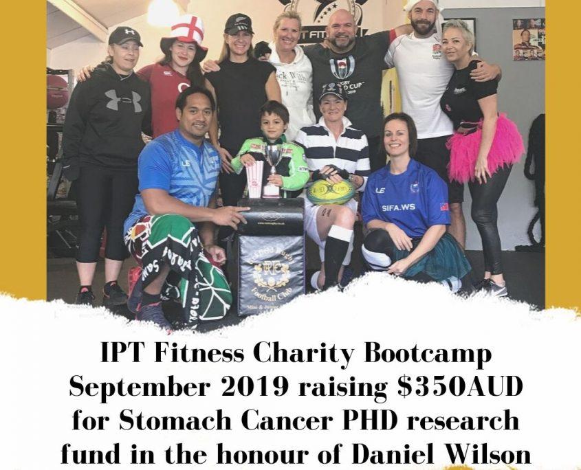 Charity Bootcamp